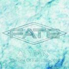 FATE 25 Years : The Best of album cover