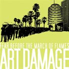FEAR BEFORE Art Damage album cover