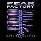 FEAR FACTORY Demanufacture album cover