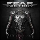 FEAR FACTORY Genexus Album Cover