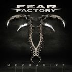 FEAR FACTORY Mechanize album cover