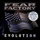FEAR FACTORY Revolution album cover