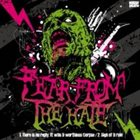 FEAR FROM THE HATE There Is No Reply, It Was A Worthless Corpse / Sign Of A Ruin album cover