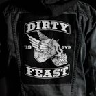 FEAST Dirty Feast album cover