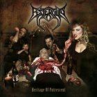 FESTERGUTS Heritage of Putrescent album cover