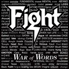 FIGHT War of Words Album Cover