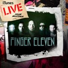FINGER ELEVEN iTunes Live from Montreal album cover