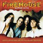 FIREHOUSE Super Hits album cover