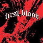 FIRST BLOOD First Blood album cover