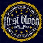 FIRST BLOOD First Blood Inspiration album cover