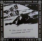 FLEAS AND LICE In Jan Crust We Trust / Mushroom Attack album cover