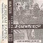 FLEAS AND LICE Live In Brno 20.06.93 album cover