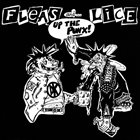 FLEAS AND LICE Up The Punx! / Jesus Was A Drunk album cover