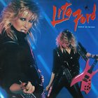LITA FORD Dancin' on the Edge Album Cover