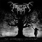 FORGOTTEN TOMB ...And Don't Deliver Us From Evil album cover