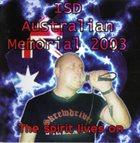 FORTRESS ISD Australian Memorial 2003: The Spirit Lives On album cover