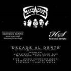 FORTRESS Decade Al Dente album cover