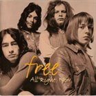 FREE All Right Now album cover