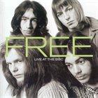 FREE Live At The BBC album cover