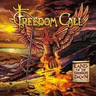 FREEDOM CALL Land of the Crimson Dawn album cover