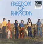 FREEDOM OF RHAPSODIA Freedom of Rhapsodia album cover