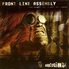 FRONT LINE ASSEMBLY Explosion: The Best! The Rest! The Rare! album cover