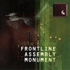 FRONT LINE ASSEMBLY Monument album cover