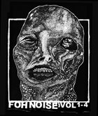 FULL OF HELL FOH Noise Vol 1-4 album cover