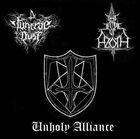 FUNERAL DUST Unholy Alliance album cover