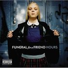 FUNERAL FOR A FRIEND Hours album cover