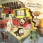 FUNERAL FOR A FRIEND Welcome Home Armageddon album cover