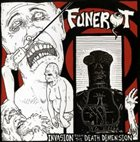 FUNEROT Invasion From The Death Dimension album cover