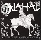 GALAHAD Other Crimes And Misdemeanours Vol. 1 album cover
