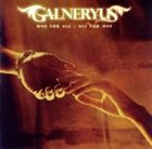 GALNERYUS One For All - All For One album cover