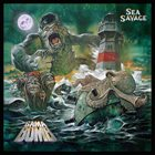 GAMA BOMB Sea Savage album cover