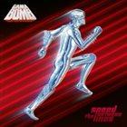 GAMA BOMB Speed Between The Lines album cover