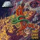 GAMA BOMB Tales From the Grave in Space album cover