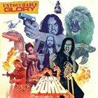 GAMA BOMB Untouchable Glory album cover