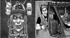 GAMA BOMB Zombi Brew / Unholy Driver album cover