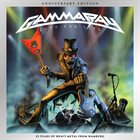 GAMMA RAY Lust for Live album cover
