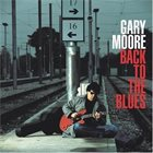 GARY MOORE Back To The Blues album cover