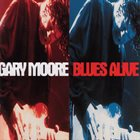 GARY MOORE Blues Alive album cover