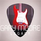 GARY MOORE Legacy album cover