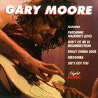 GARY MOORE Night Riding album cover