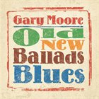 GARY MOORE Old New Ballads Blues album cover
