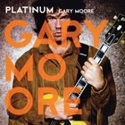 GARY MOORE Platinum album cover