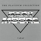 GARY MOORE The Platinum Collection album cover
