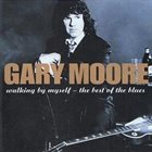 GARY MOORE Walking By Myself: The Best Of The Blues album cover