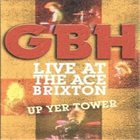 G.B.H. Live At The Ace, Brixton 1983 album cover