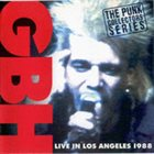G.B.H. Live In Los Angeles 1988 album cover